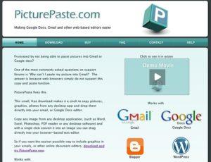 PicturePaste
