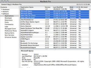 PowerPC Applications